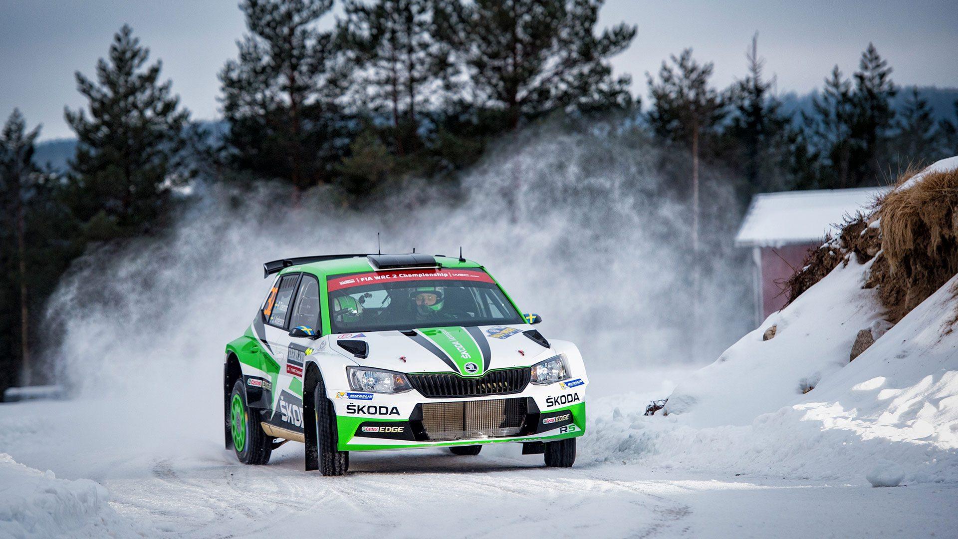 Vilka minnen man har från WRC Rally 2017